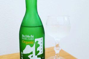 Sho Chiku Bai Organic Nama
